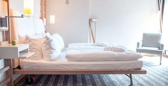 هوتل بليبترو بيرلين باي جولدن تيوليب - برلين - غرفة نوم