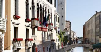 Liassidi Palace Hotel - Veneza - Vista externa
