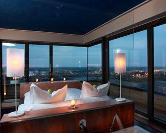 The Seven Hotel - Esch-sur-Alzette - Obývací pokoj