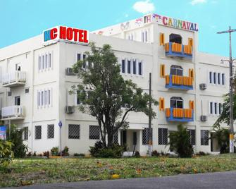 Hotel Carnaval - La Ceiba - Building