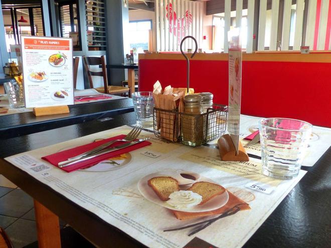 ibis Pontivy - Pontivy - Restaurant