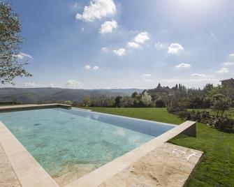 Villa Le Barone - Panzano - Pool
