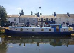 Roisin Dubh Houseboat - Naas