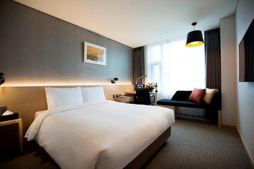 Best Western Arirang Hill Dongdaemun - Seoul - Phòng ngủ