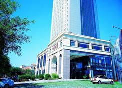 Yu Yang Hotel - Пекин - Здание
