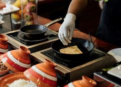 Pullman Lubumbashi Grand Karavia - Лубумбаши - Ресторан