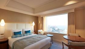 Grand Nikko Tokyo Daiba - Tokio - Schlafzimmer