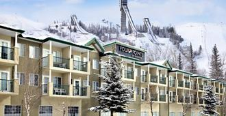 Four Points by Sheraton Hotel & Suites Calgary West - Calgary - Building