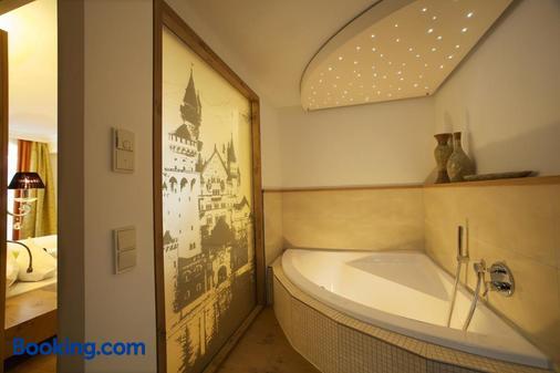 Hotel Das Rübezahl - Schwangau - Bathroom