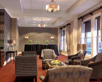 Hotel Blackhawk Autograph Collection - Davenport - Σαλόνι ξενοδοχείου