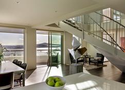 Pullman Auckland Hotel & Apartments - Auckland - Wohnzimmer