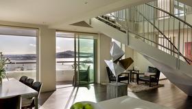 Pullman Auckland Hotel & Apartments - Auckland - Salon