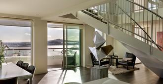 Pullman Auckland Hotel & Apartments - אוקלנד - סלון