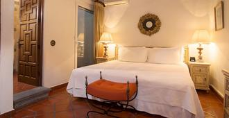 Las Mananitas Hotel Garden Restaurant And Spa - Cuernavaca - Phòng ngủ