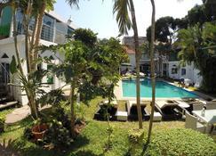 Villa Das Mangas Garden Hotel - Maputo - Piscina