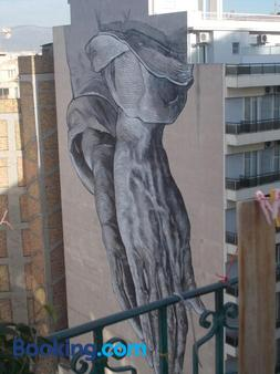 Hotel Elite - Athens - Outdoor view