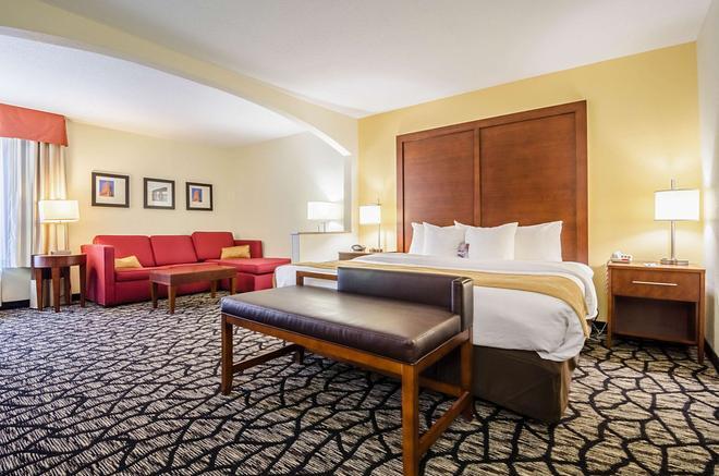 Comfort Suites Innsbrook - Glen Allen - Makuuhuone