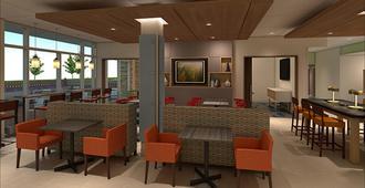 Holiday Inn Express & Suites Dallas Market Ctr - Love Field - 達拉斯 - 餐廳