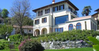 Villa Rubino - Stresa - Edificio