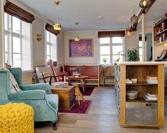 Hótel Egilsen - Stykkisholmur - Lounge