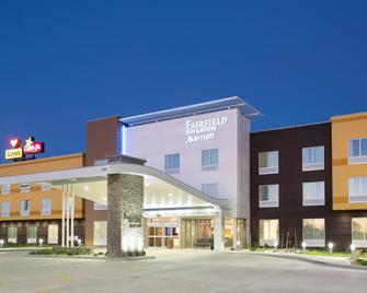 Fairfield Inn and Suites by Marriott Burlington - Burlington - Gebäude