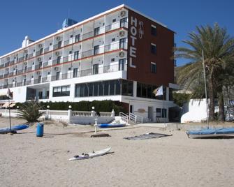 Hotel Sicania - Cullera - Gebäude