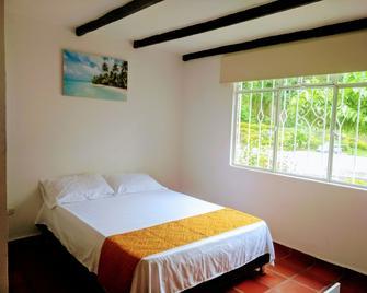 Hotel Playa By Marbar Hoteles - Villeta - Bedroom