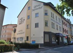 Hotel Römerhof - Bingen am Rhein - Gebäude