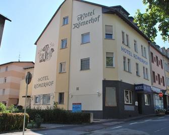 Hotel Römerhof - Bingen am Rhein - Gebouw