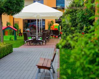 Hotel Lidia Spa & Wellness - Darłowo - Terasa