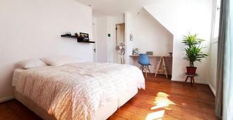 Yogi Hostel - Santiago - Bedroom
