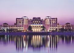 Shangri-La Hotel Qaryat Al Beri, Abu Dhabi - Abu Dhabi - Gebäude
