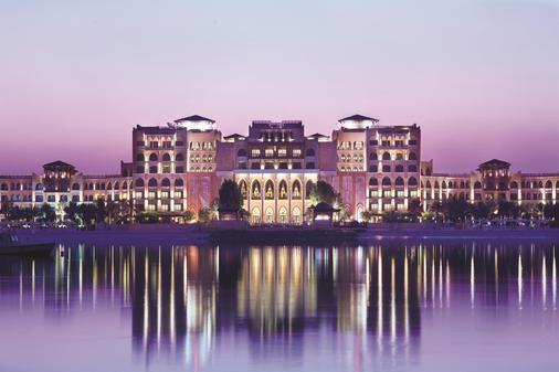 Shangri-La Hotel Qaryat Al Beri, Abu Dhabi - Abu Dhabi - Rakennus
