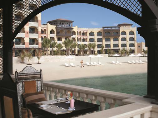 Shangri-La Hotel Qaryat Al Beri, Abu Dhabi - Abu Dhabi - Ranta