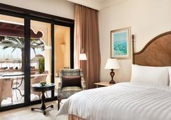 Shangri-La Hotel Qaryat Al Beri, Abu Dhabi - Abu Dhabi - Makuuhuone