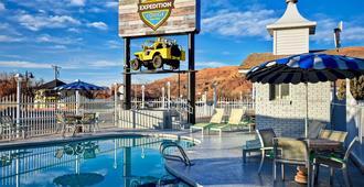 Expedition Lodge - Moab - Bể bơi