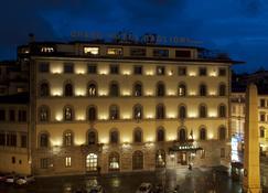 Grand Hotel Baglioni - Florence - Toà nhà