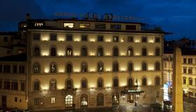 Grand Hotel Baglioni - Florence - Building