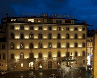Grand Hotel Baglioni - Firenze - Edificio