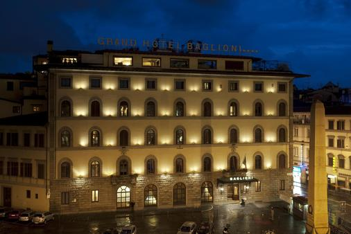 Grand Hotel Baglioni - Florence - Building
