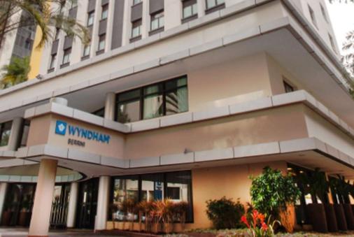 Wyndham Sao Paulo Berrini - Sao Paulo - Building