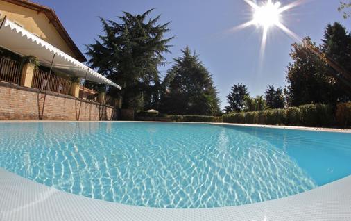 La Locanda della Maison Verte - Cantalupa - Pool