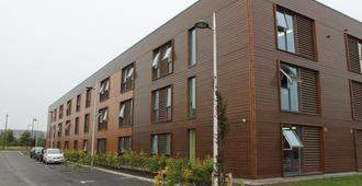 Cityheart Fort William- Campus Accommodation - Fort William - Building