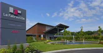 Le Fabreville - Laval - Edificio
