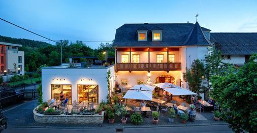 Johannishof Wein-Café & Gästehaus - Langsur - Building