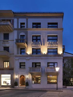 Posta Design Hotel - Côme - Bâtiment