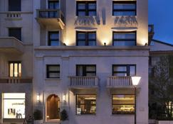 Posta Design Hotel - Como - Edificio