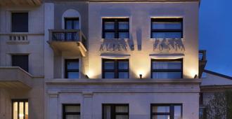 Posta Design 酒店 - 科莫 - 科摩 - 建築