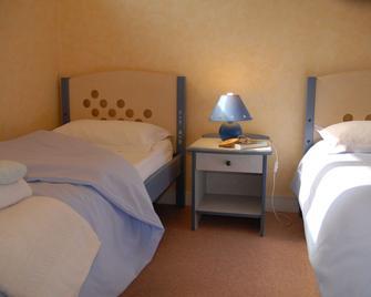 Domaine Des Mateaux Animsejours - Autrans - Bedroom