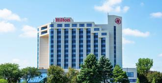 Hilton Minneapolis-St. Paul Airport - Bloomington - Building